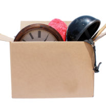 Ontspullen: opruimen weggooien