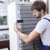 koelkast verhuizen